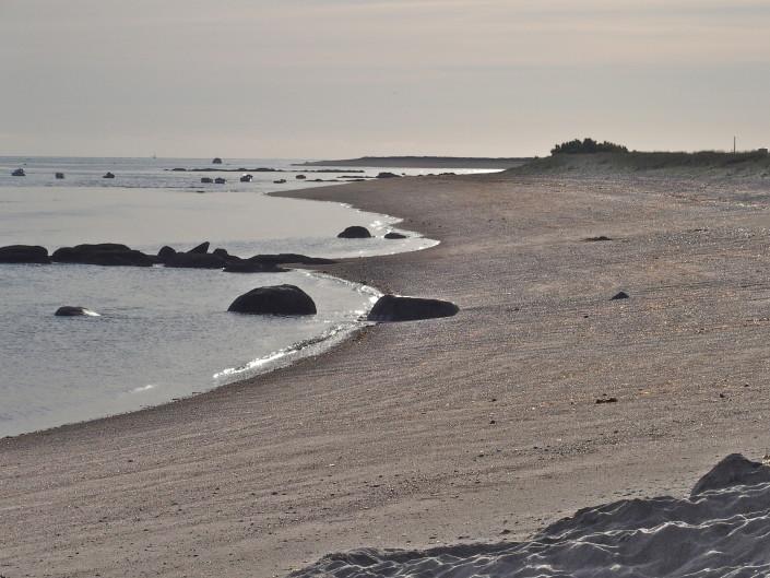 Location Cotentin mer-gîte de bord de mer-Plage du Sablon - Plage du Sablon - Cosqueville