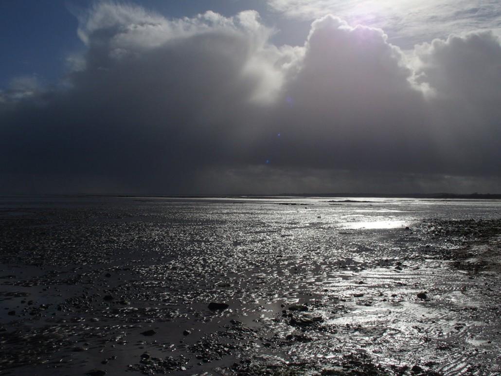 Location Cotentin mer-gîte de bord de mer-Plage de Morsaline