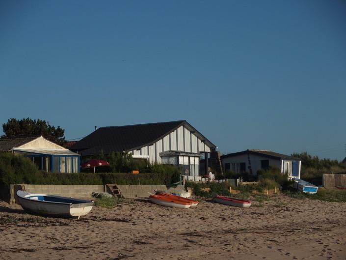 Location Cotentin mer-gîte de bord de mer-Plage du Sablon - Plage du Sablon - Pointe de La Loge - Cosqueville