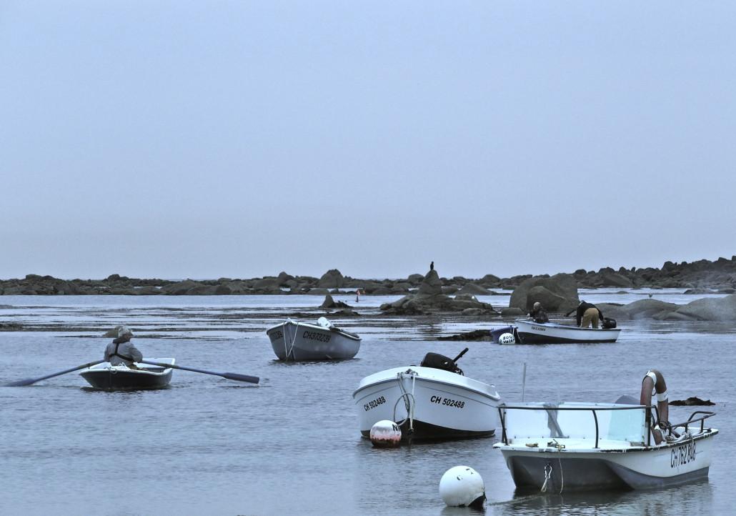 Location Cotentin mer-gîte de bord de mer-Plage du Sablon - Plage du Sablon - Pointe de La Loge - Le Sablon - Cosqueville