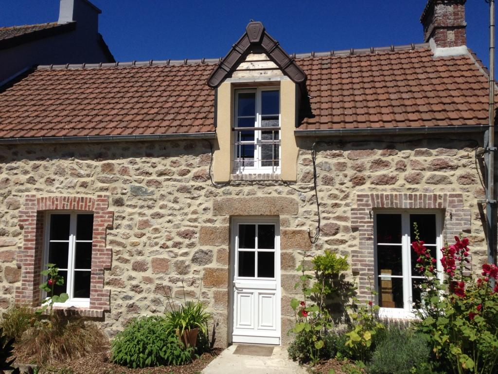Location Cotentin mer-gîte de bord de mer-la maison de Simone