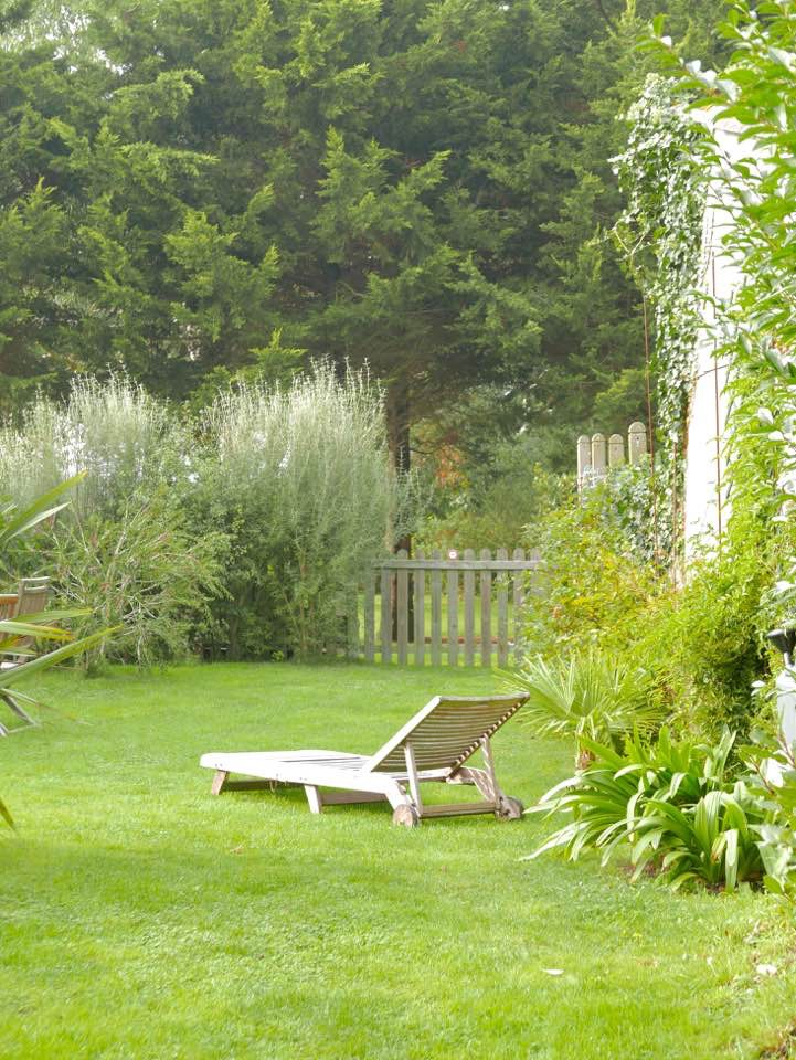 Jardin transat